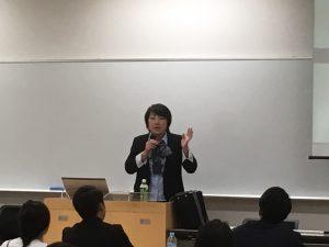 大阪経済法科大学特別講演02